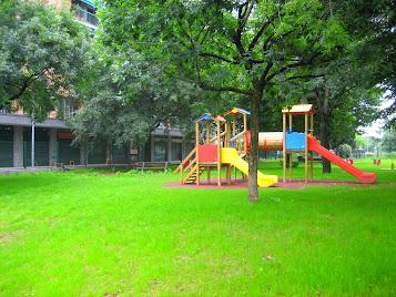 Area giochi Parco Monza