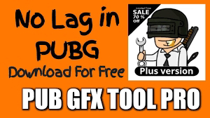 PUBG GFX PRIMIUM TOOL ( 💯% LAG FREE)