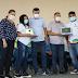 GOVERNO DO AMAZONAS ENTREGA NOTEBOOKS A ESTUDANTES E PROFESSORES DE RIO PRETO DA EVA
