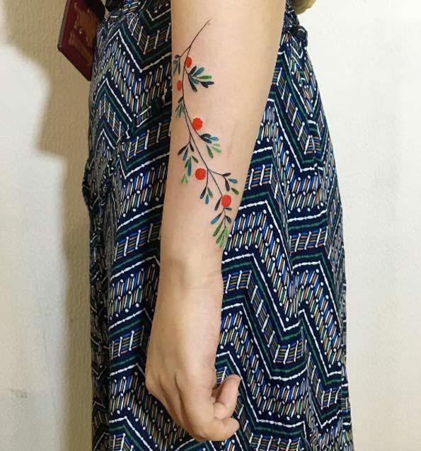 este_enrolamento_do_antebraço_tatuagem