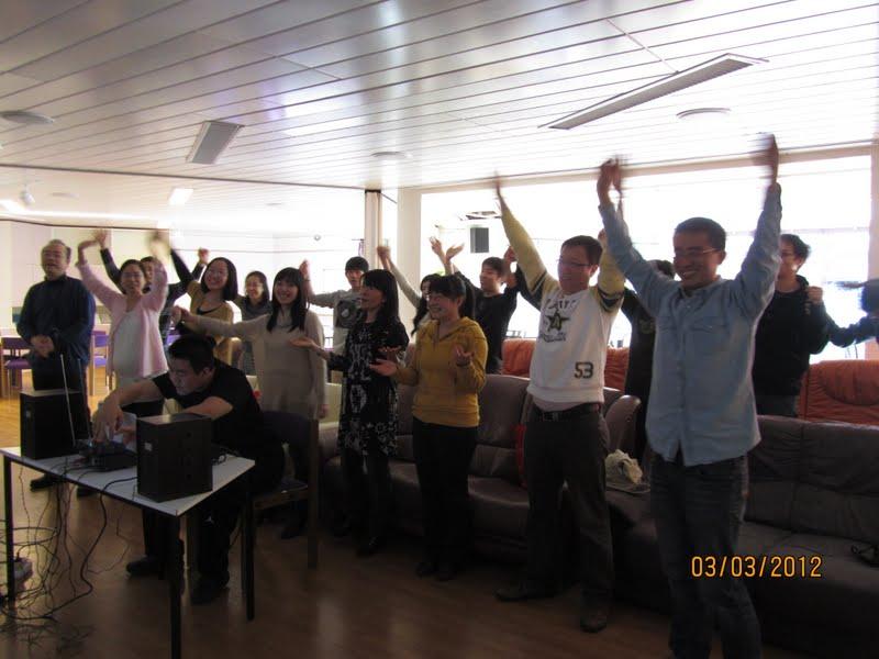 2012年青年团契成立2周年纪念