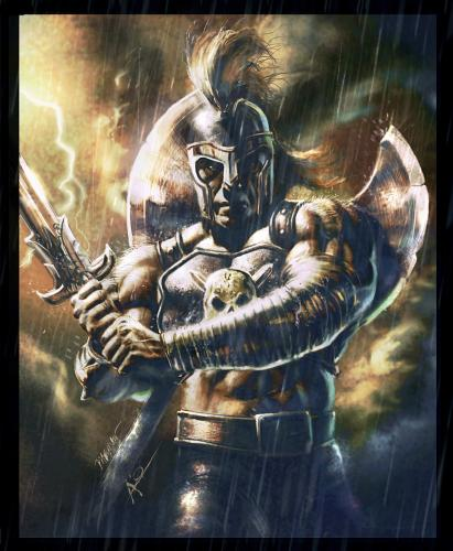 Ares God Of War, Gods And Goddesses 6
