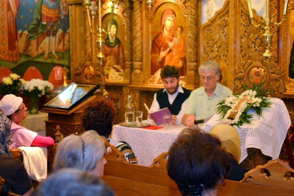 Jertfa muceniceasca a Sfintilor Martiri Brancoveni cu Costion Nicolescu - (65)
