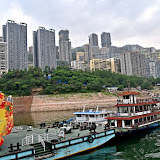 China Reise Tag 09 Ausflug DiCui Gorge und YanYung