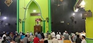 Ceramah Harkamtibmas di Masjid Iptu Asep Sibli Ajak Warga Patuhi Prokes