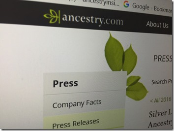 Silver Lake Buys Part of Ancestry.com