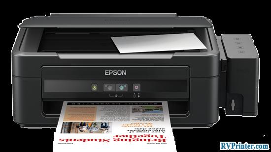 The Design of Epson L210 printer