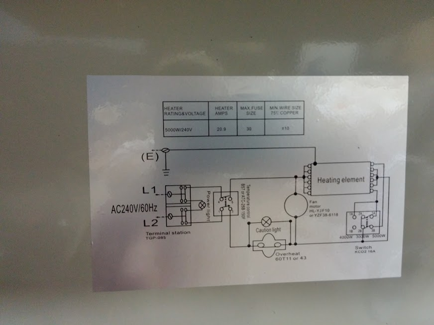 wiring diagram for millivolt wall heater wiring diagram