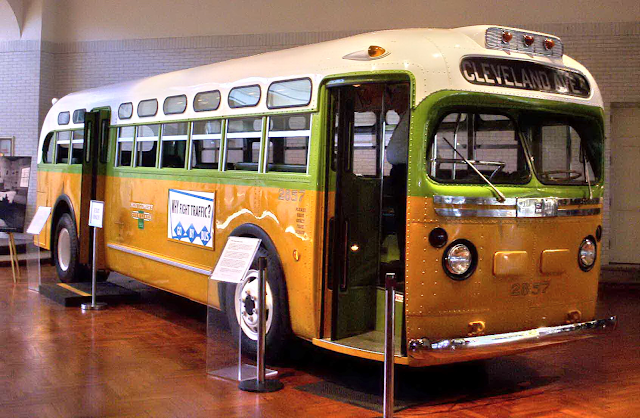 Rosa Parks Biography   Rosa Parks Bus    Henry ford museum dearborn
