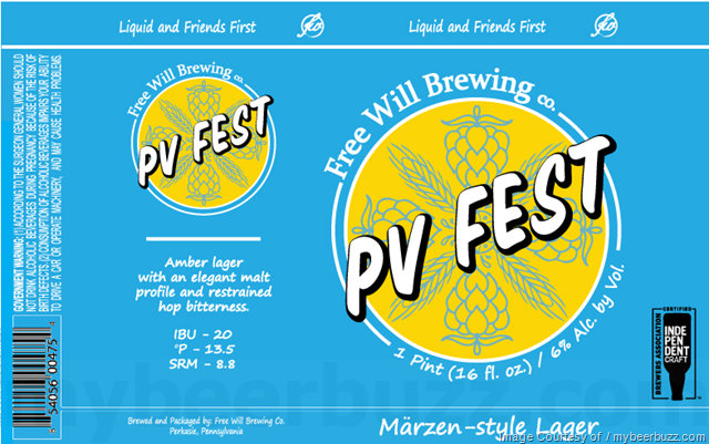 Free Will Brewing PV Fest