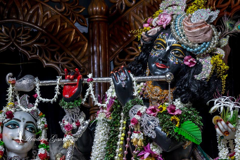 ISKCON Mayapur  Deity Darshan 22 July 2016 (18)