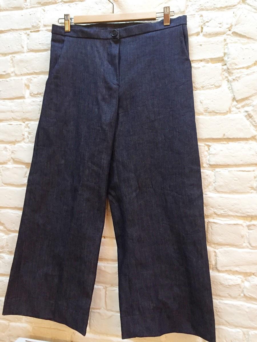 Pantalon 7/8 large