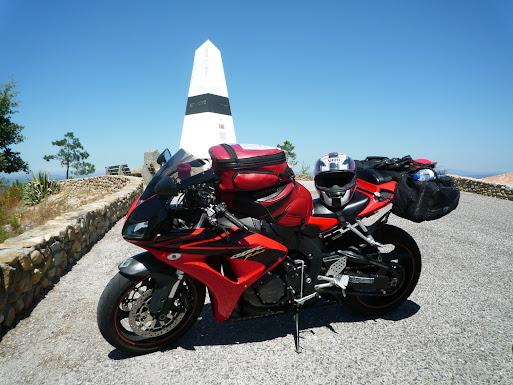 Tralhas e afins, como transportar tudo na moto? P1020777