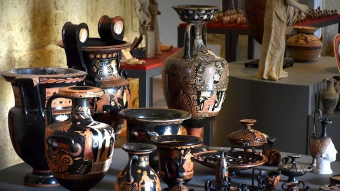 Σχεδόν 800 αρχαιολογικά ευρήματα αρχαιοελληνικού πολιτισμού της Απουλίας  επέστρεψαν στην Ιταλία  ΦΩΤΟ-ΒΙΝΤΕΟ