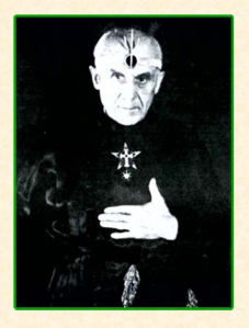 Thelemic Saints Gregor A Gregorius Image