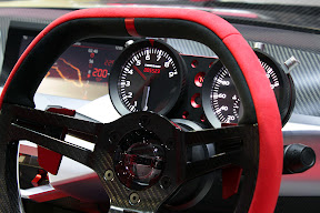 Nissan IDx Nismo Tach and Speedo