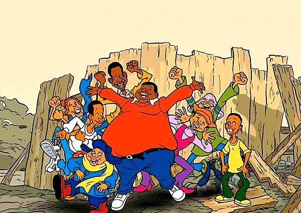 Fat Albert Cartoon Picture 2