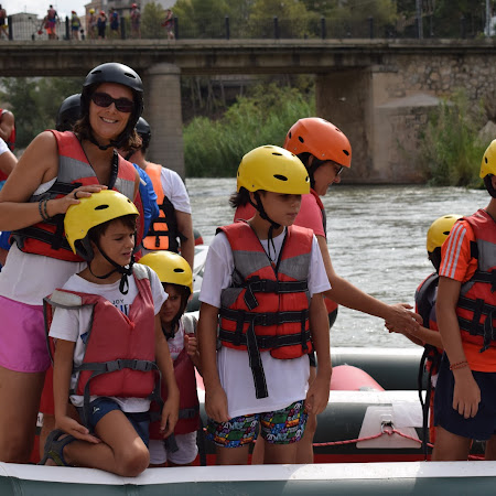 Descenso en Rafting 19/08/2018