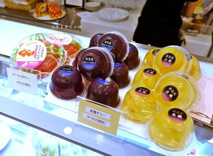 22 果實園 日本美食 日本旅遊 東京美食 東京旅遊 日本甜點