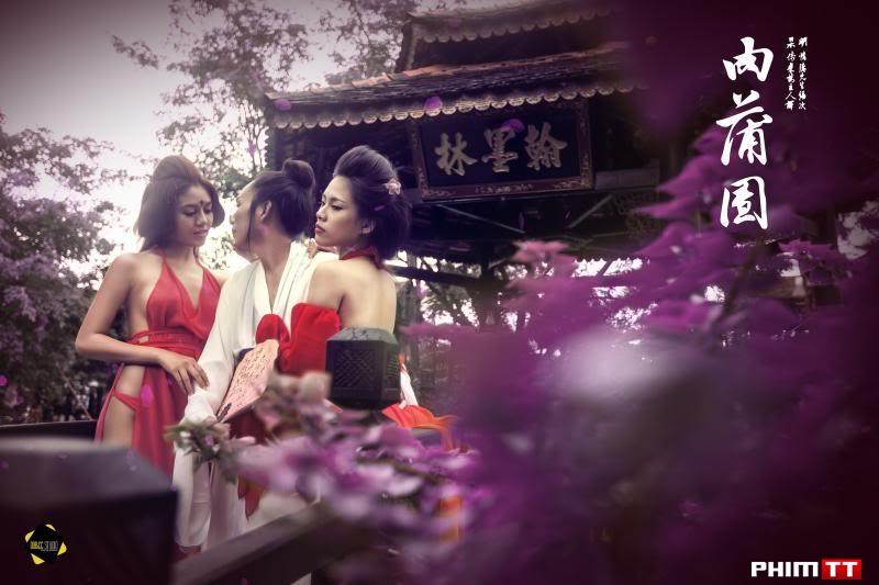 Xem phim Tân Kim Bình Mai 3D