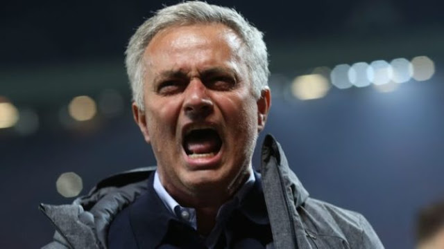 Why I want Manchester United to be losing – Mourinho revealed