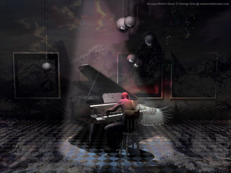 Dance Of Silent Fiction, Fiction 3