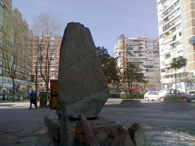 La peña del Barrio del Pilar