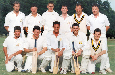 1995 Horsmonden CC Courier Weald Cup Finalists