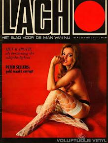Magda Konopka German Magazine Cover Lach