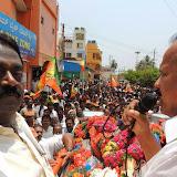 Road show held at Vinayaka Circle