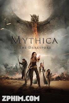 Kỷ Nguyên Bóng Tối - Mythica: The Darkspore (2015) Poster