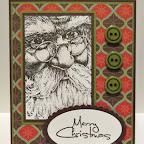 CH0139F Old World Santa CH0155B Merry Christmas small