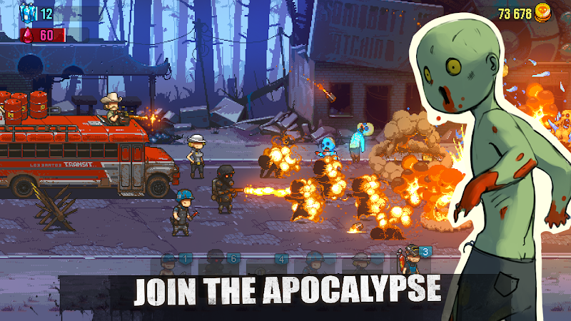 Dead Ahead: Zombie Warfare Screenshot 2