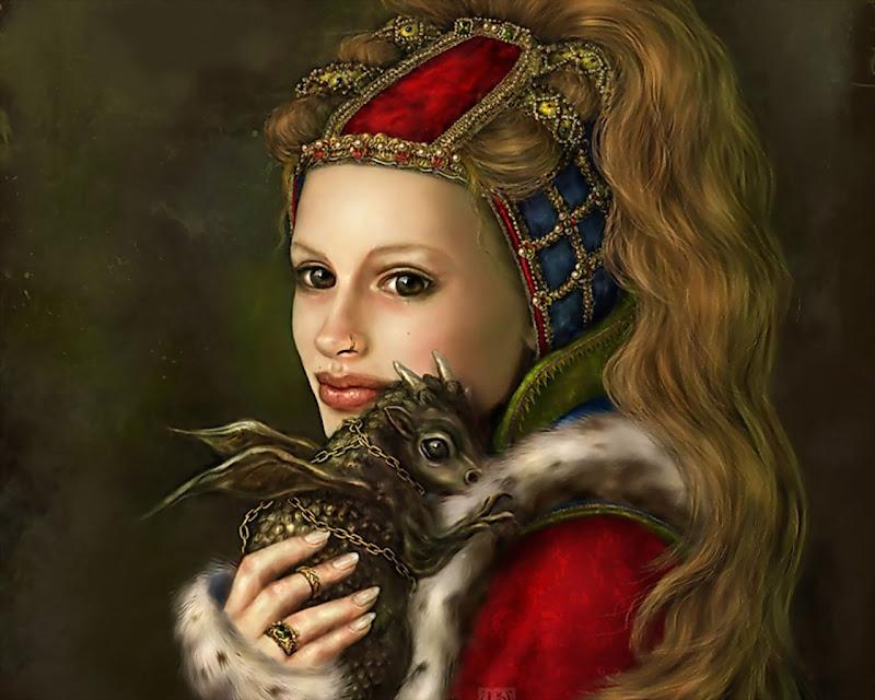 Heaven Of Marvelous Wizard, Fantasy Girls 1