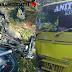 Tabrakan Maut di Jalan Waluran - Jampang Kulon, 2 Pelajar Dinyatakan Tewas