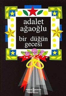 Adalet Ağaoğlu - Bir Düğün Gecesi.epub