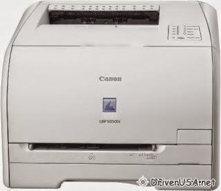 download Canon LBP5050N printer's driver