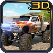 Monster Truck 3D Crazy Race