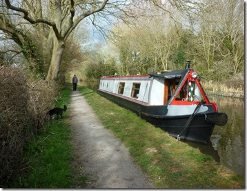 24 mooring nr bridge 50