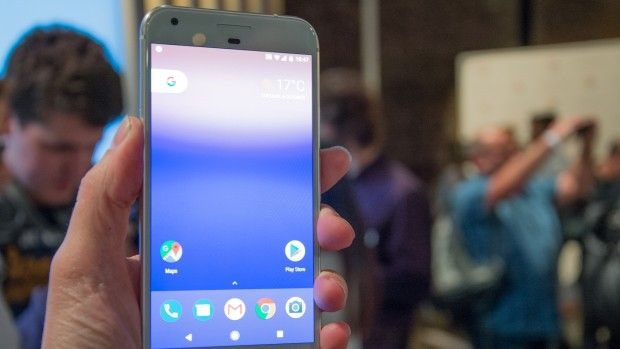 google pixel smartphone full hd display