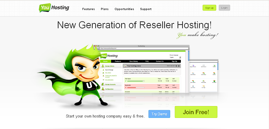 [all about] youhosting