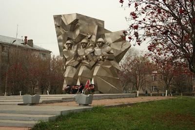 Памятник Подольским курсантам в Подольске