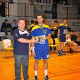 Seniors masculins 2 contre Auxois
