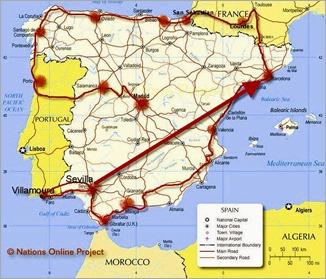 Spain Trip Complete HR