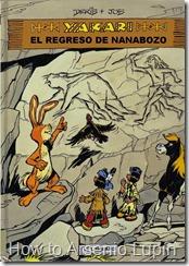 Yakari 34 - El Regreso de Nanabozo (By Alí Kates)