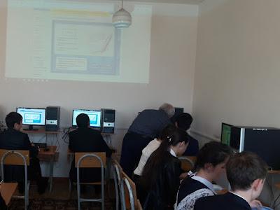 Открытый урок по информатике в 8 классе по теме: «Оценка количественных параметров текстовых документов»