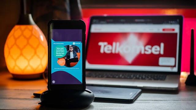 Tingkatkan Kompetensi Talenta Kreatif, Telkomsel Hadirkan Platform Kuncie