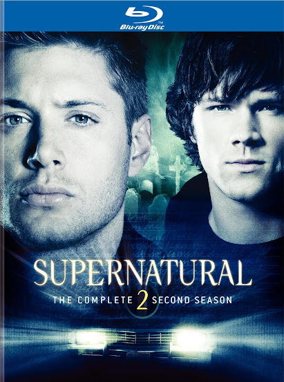Supernatural – Temporada 2 [4xBD25]