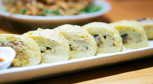 photo of Eel Egg Omelette