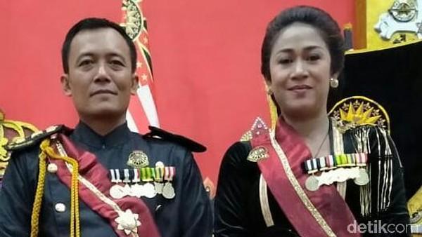 Ditangkap, 'Raja-Ratu' Keraton Agung Sejagat Dibawa ke Polda Jateng